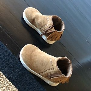 Tucker and Tate toddler booties
